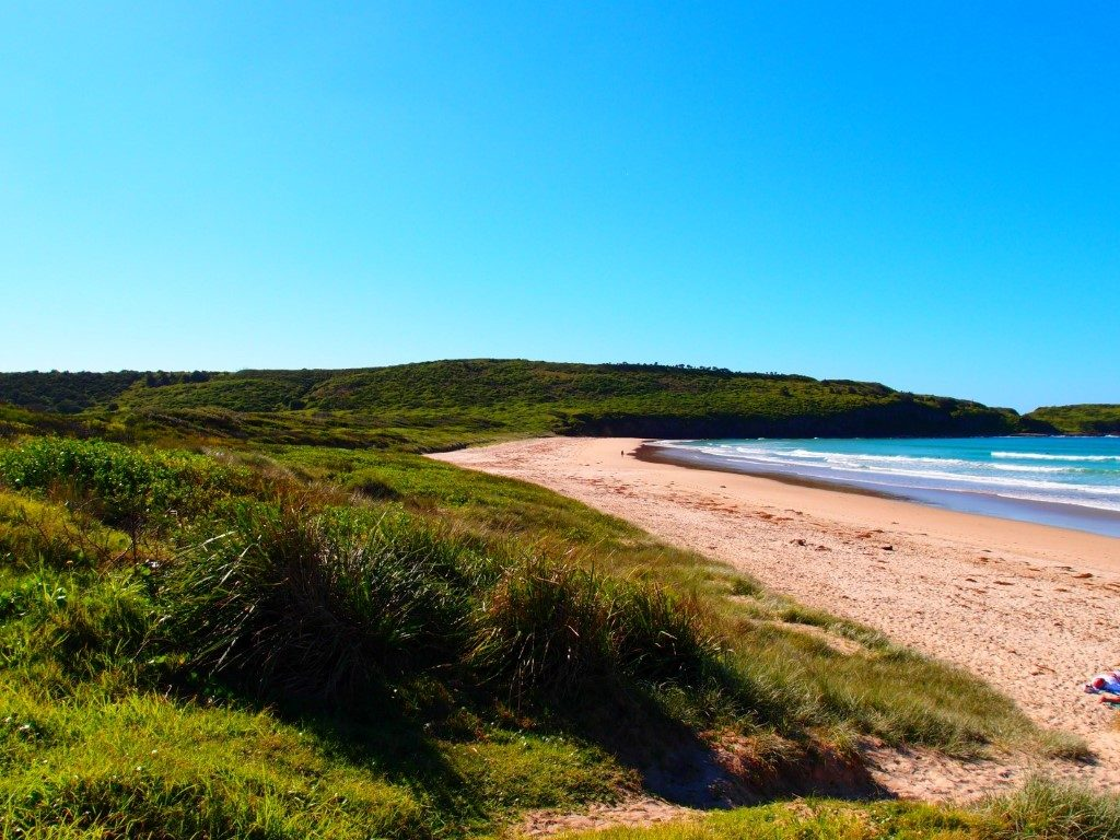 Killalea Beach No People