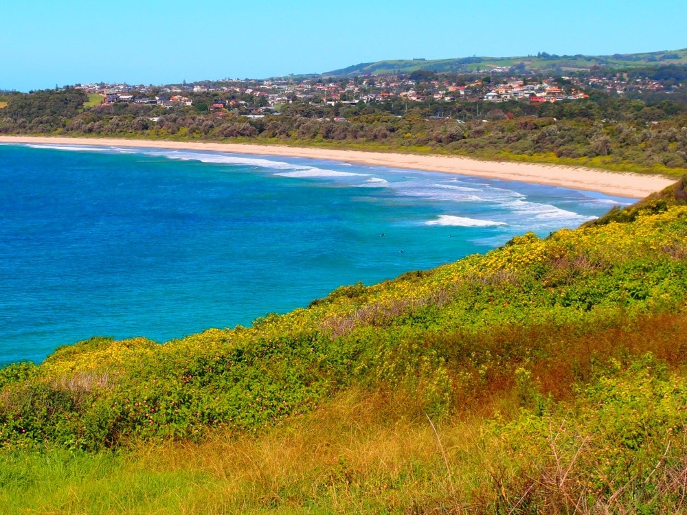 Mystics Beach View