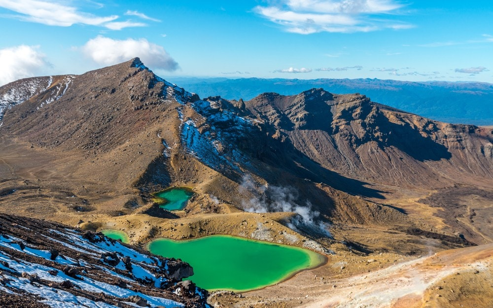 Best Time of Year to Go to New Zealand - Tongariro