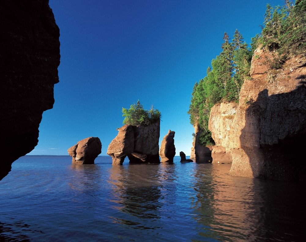 Most Stunning Places - Hopewell Rocks
