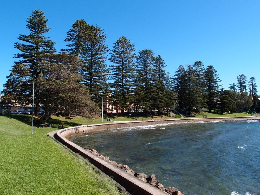 Kiama Blowhole beautiful place to walk