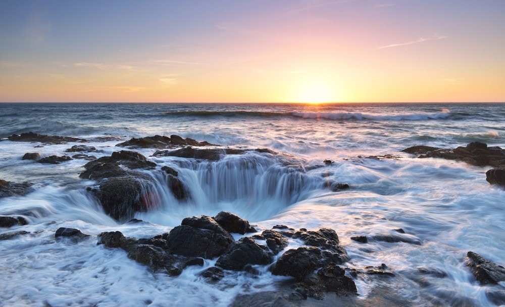 Thor's Well United States