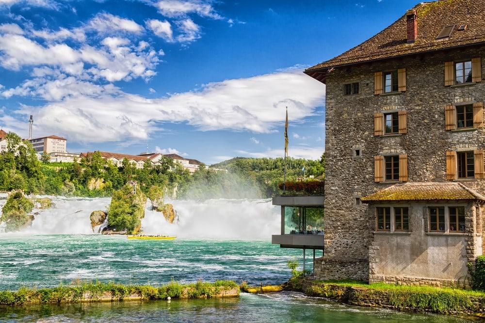 Rhine Falls Switzerland