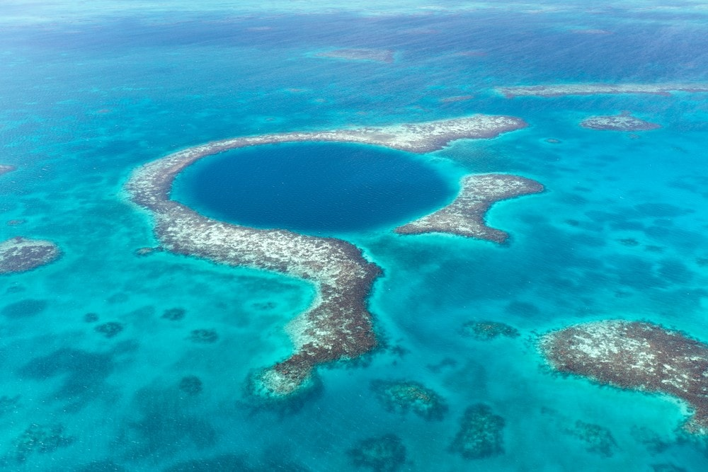 Most Stunning Places -Blue Hole