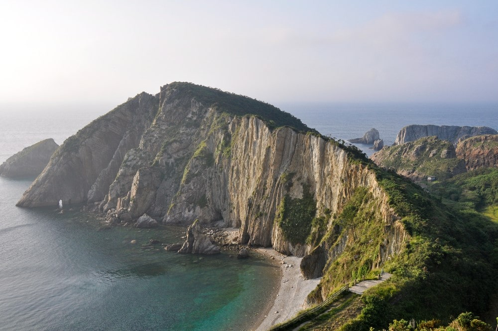 Beach of Silence (Playa del Silencio) Asturias Spain