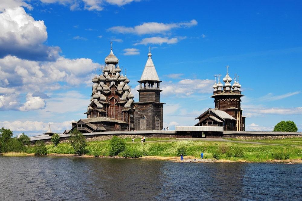 Kizhi Russia