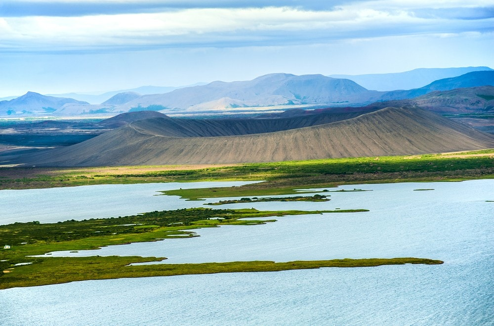 When is the Best Time to Visit Iceland - Hverfjall