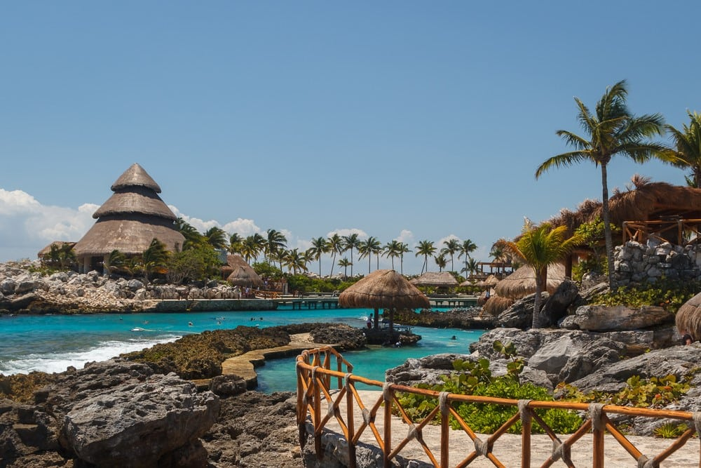 Playa Del Carmen - Travel to Xcaret