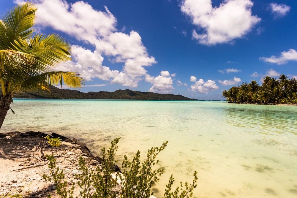 Bora Bora facts Motu Bora Bora