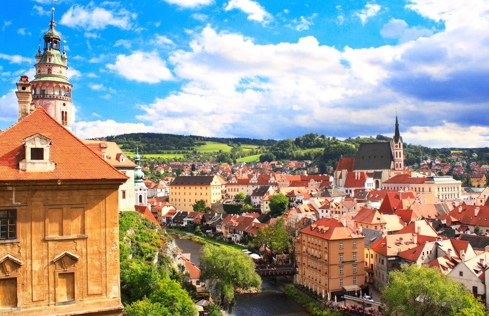 Cheapest Cities in Europe - Cesky Krumlov