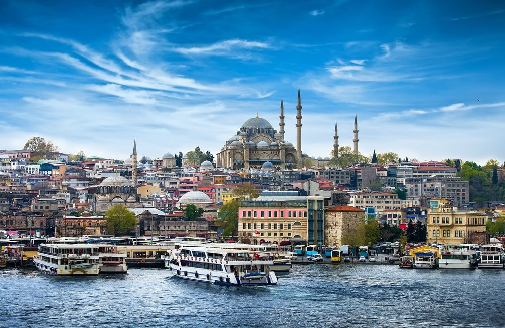 Cheapest Cities in Europe - Istanbul