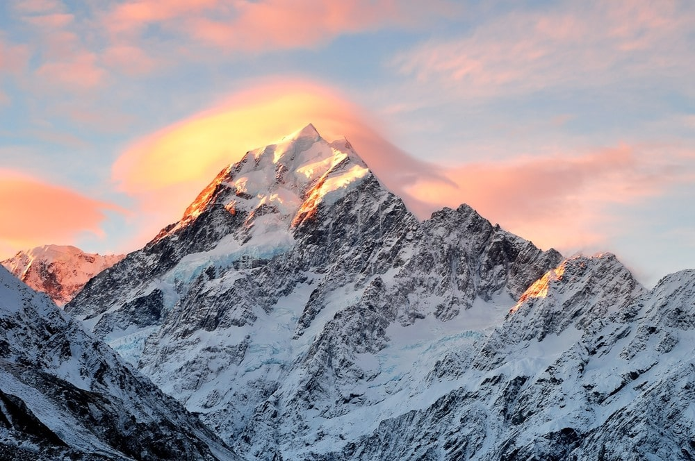 Things to Do in New Zealand South Island - Aoraki Mount Cook