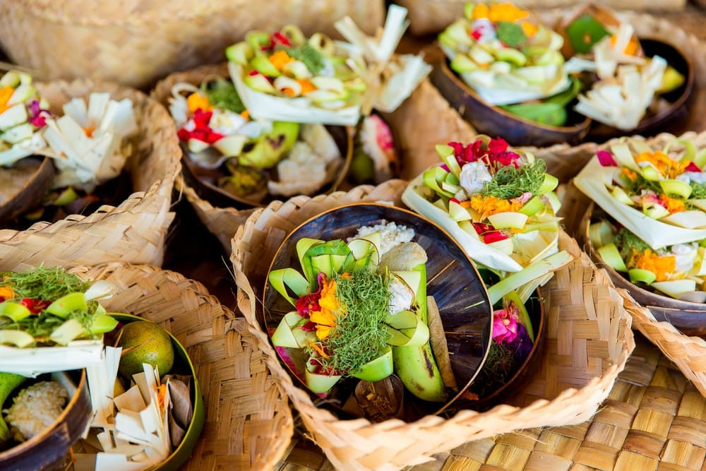 Bali on a budget Meals