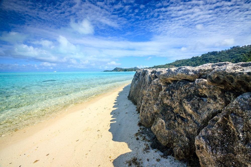 What to do in Bora Bora Swim at Matira Beach
