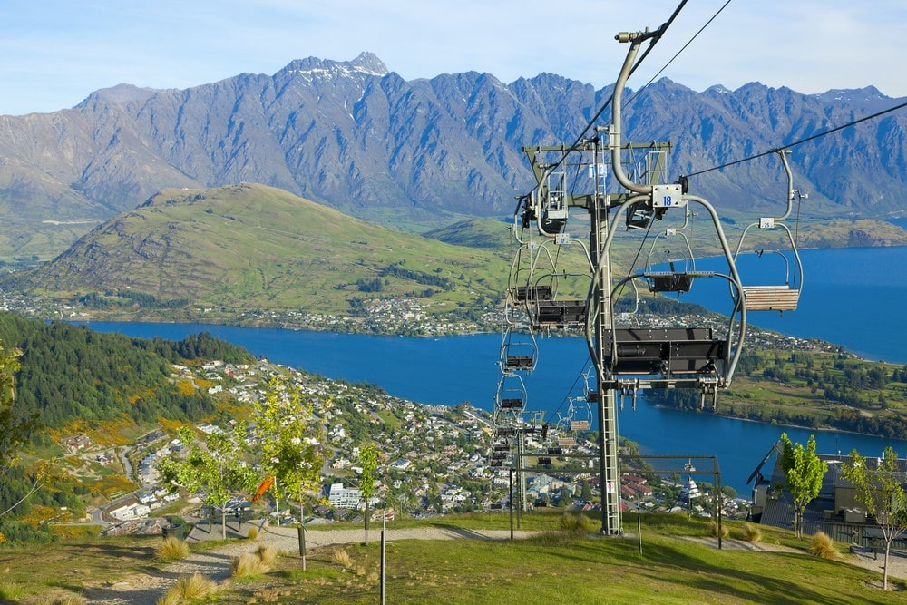 Things to Do in New Zealand South Island - Skyline Gondola