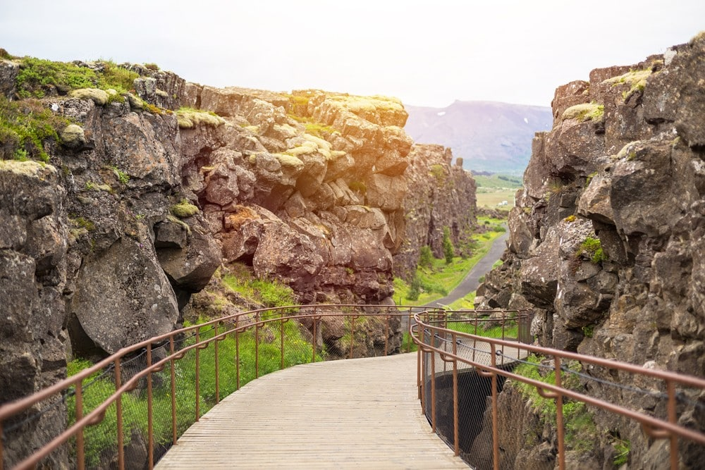 When is the Best Time to Visit Iceland - Thingvellir National Park