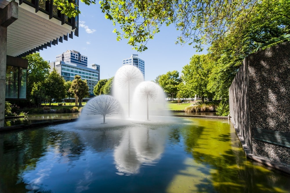 Best Place to Live in New Zealand - Christchurch