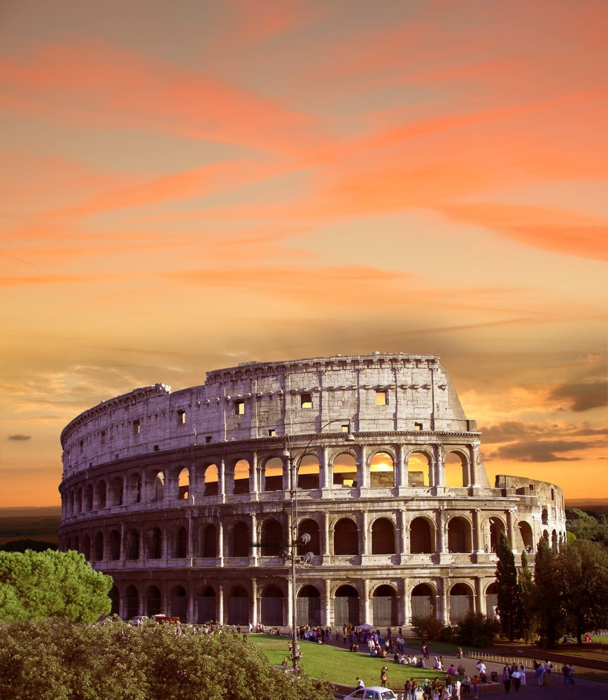 Things you should do in Italy Visit the Colosseum