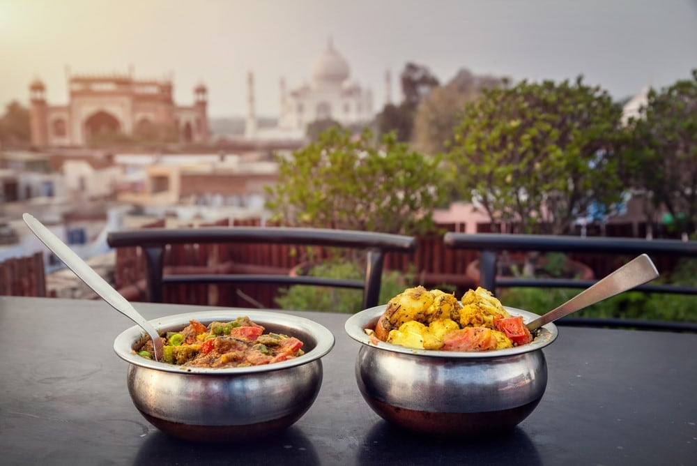 Things to do in India Taste the Indian food and spices