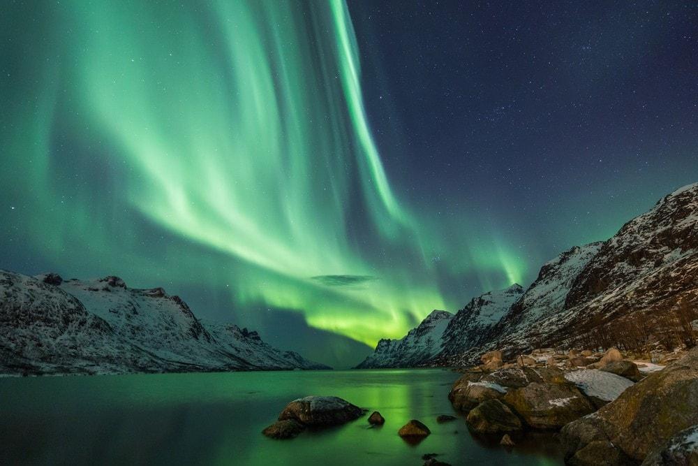 Summer destinations Iceland