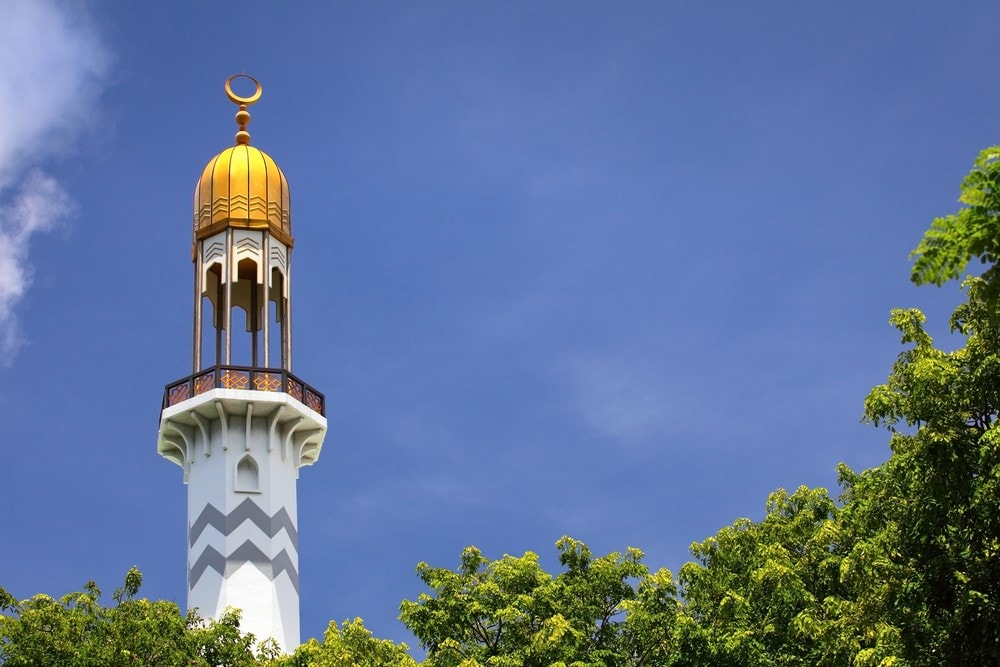Activities and attractions on the Maldives Mosques