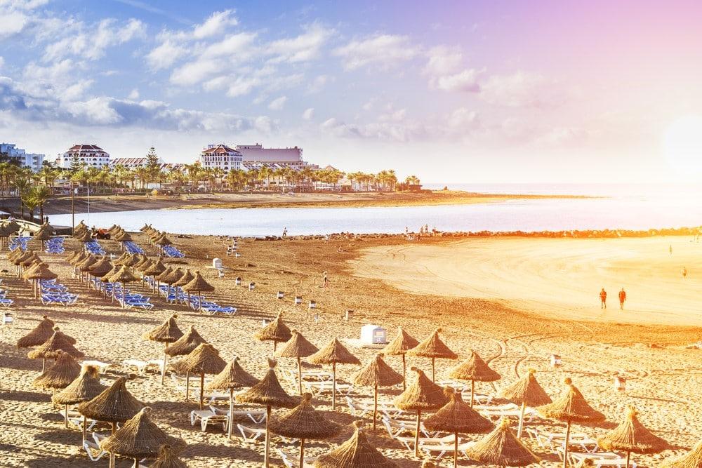 Summer destinations Tenerife