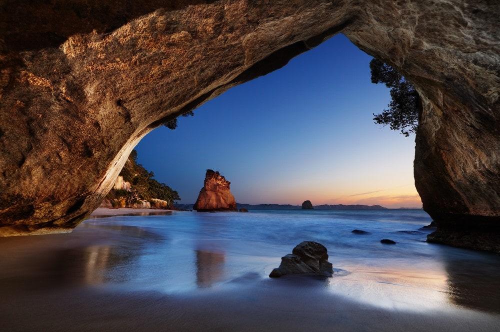 Summer destinations New Zealand