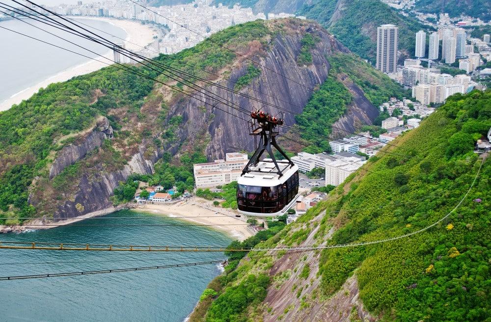 Summer destinations Rio de Janeiro