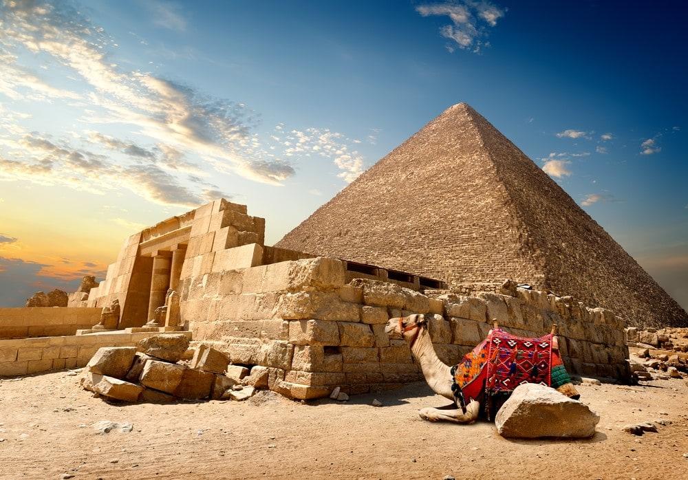 Summer destinations Cairo
