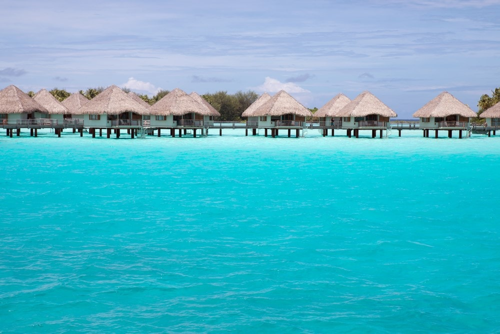 Summer destinations Bora Bora