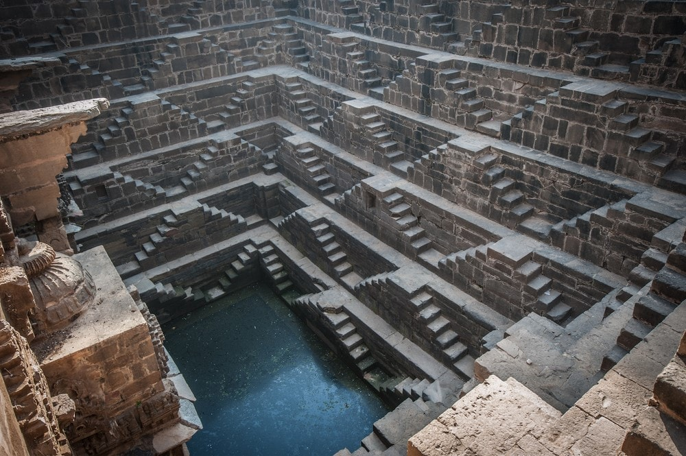 Things to do in India See the ancient stepwells