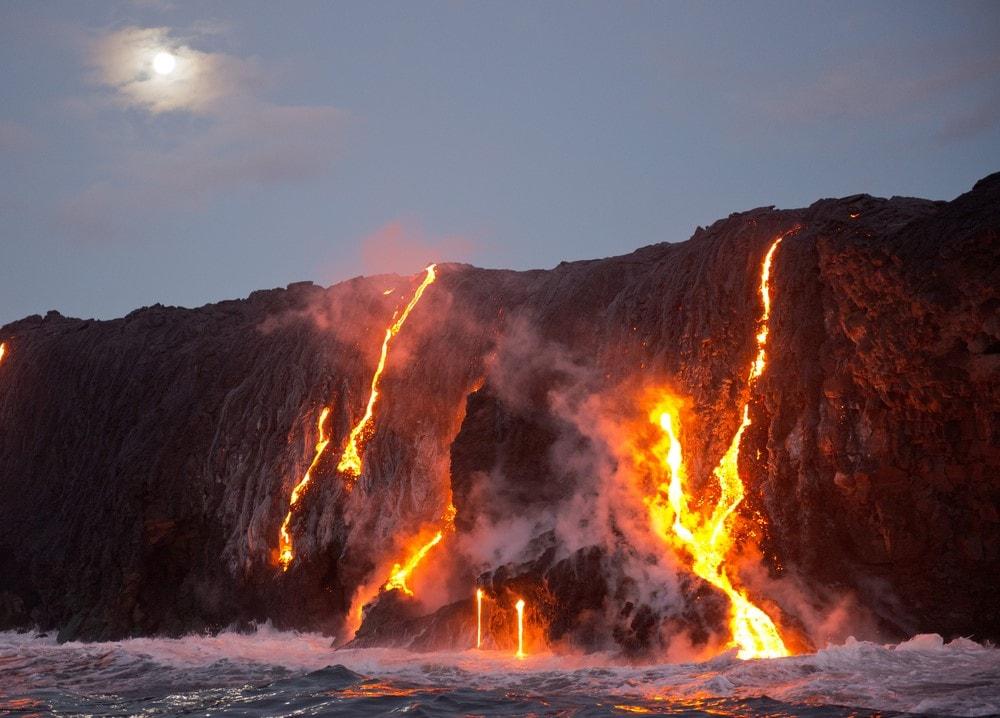 Mind-blowing volcanoes Kilauea Volcano, Hawaii