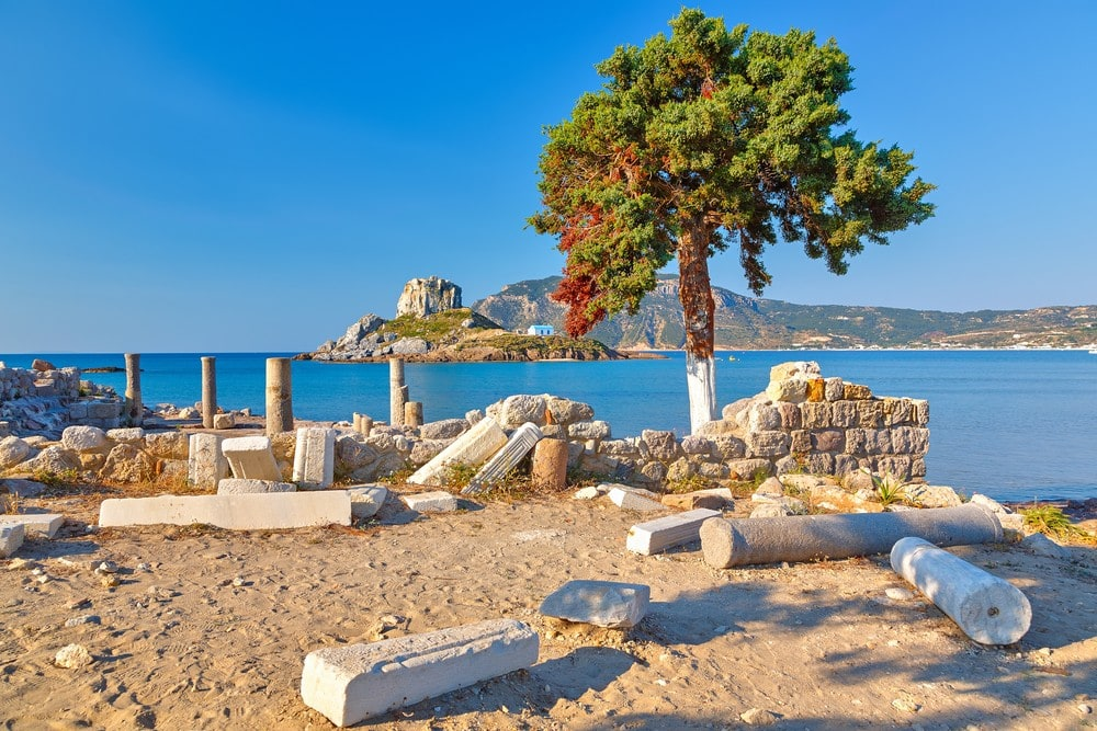 Top 16 Mediterranean Vacation Spots - Kos