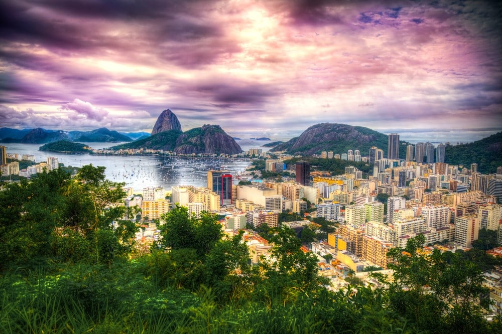 Places to visit in Brazil Rio de Janeiro