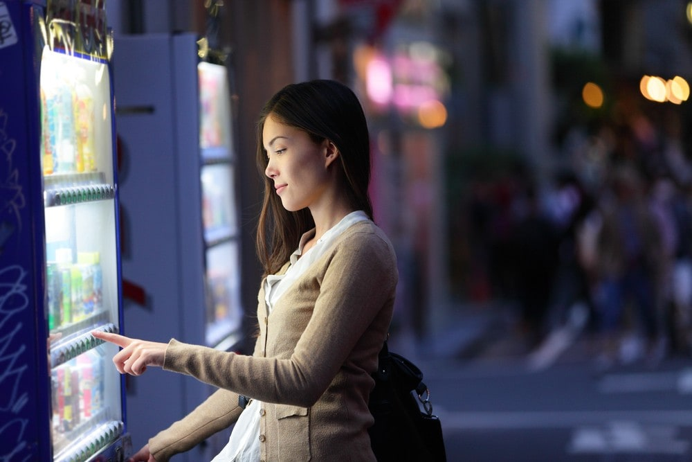10 Weirdest Things in Japan - Vending Machines