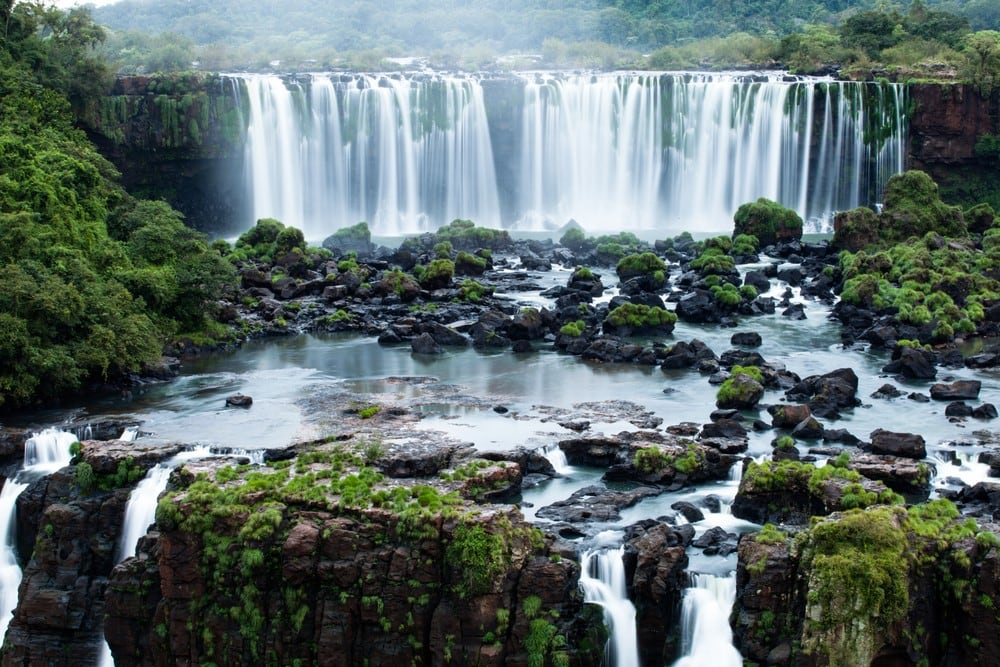 Places to visit in Brazil Iguazu Falls, Paraná