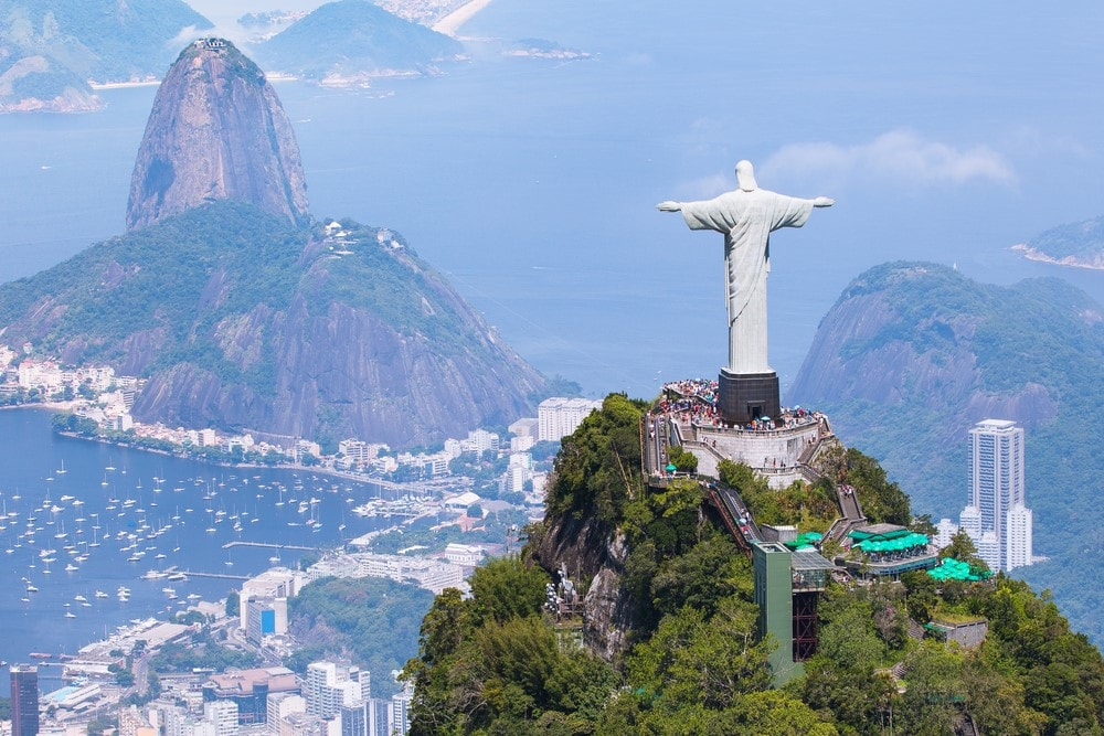 What to do in Rio de Janeiro See the statue of Christ the Redeemer