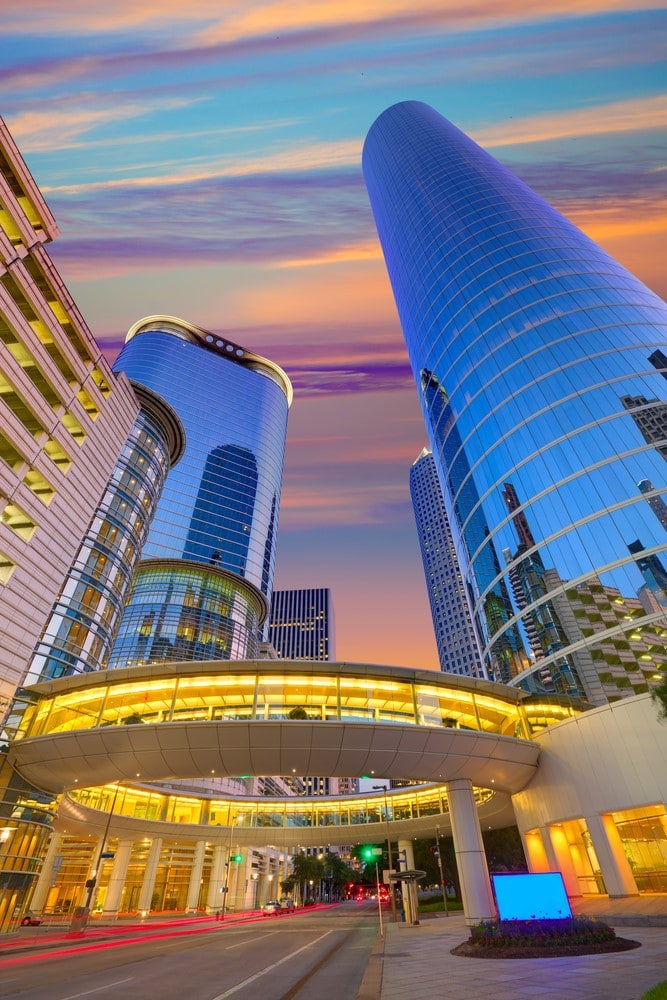 Cities for food lovers Houston, Texas