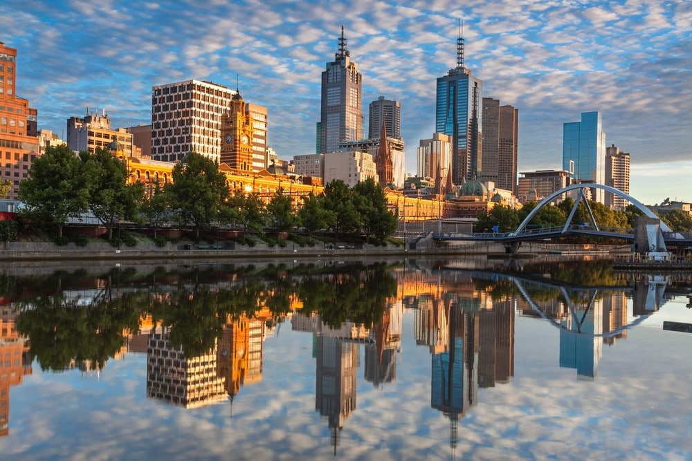 Cities for food lovers Melbourne, Australia