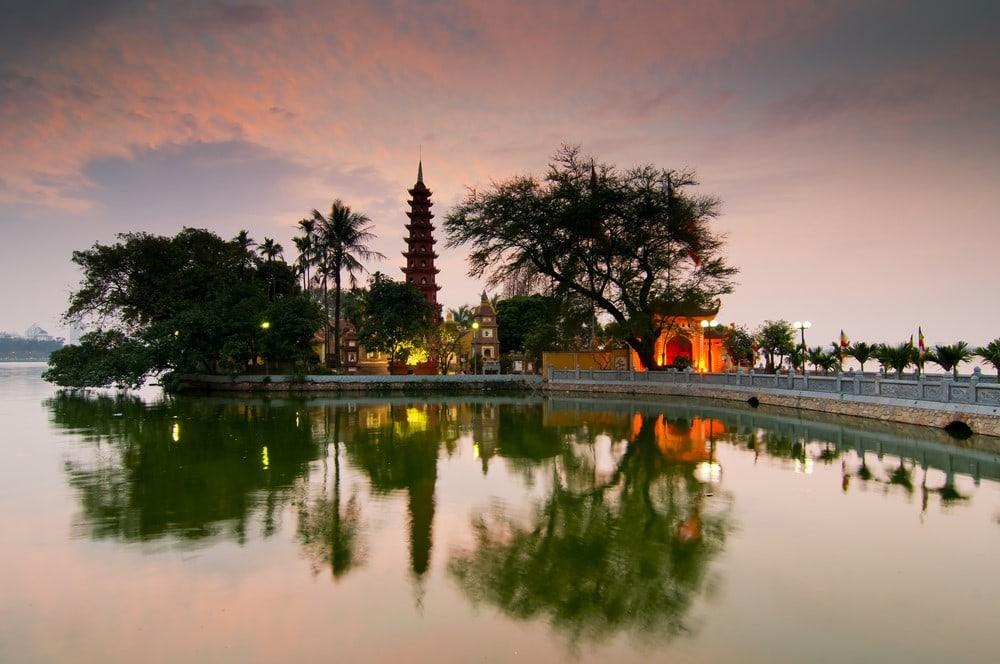 Cities for food lovers Hanoi, Vietnam