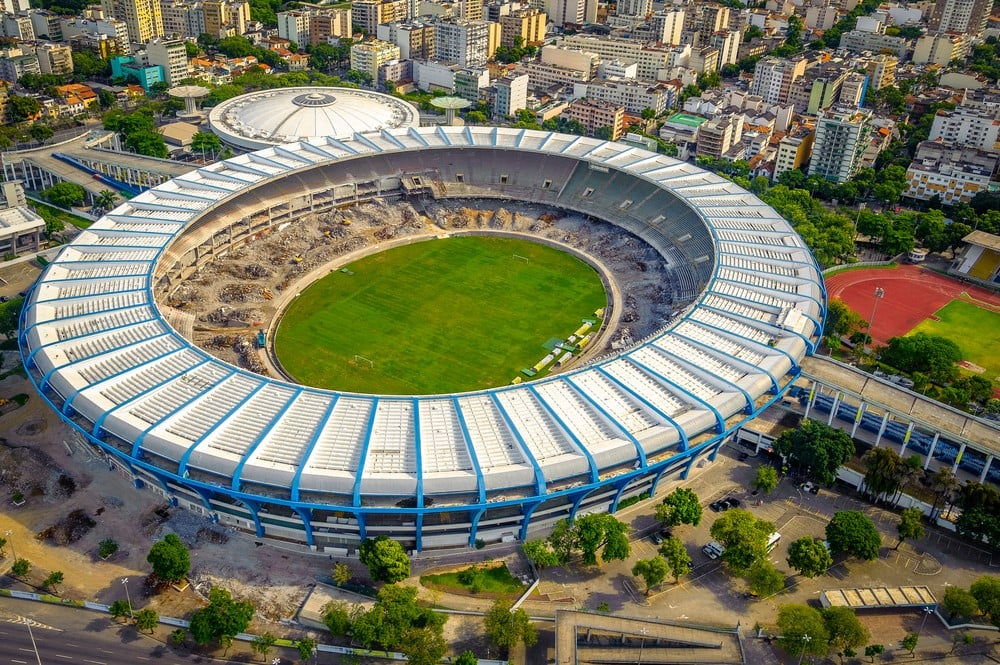 What to do in Rio de Janeiro Watch a match in the Maracana Stadium