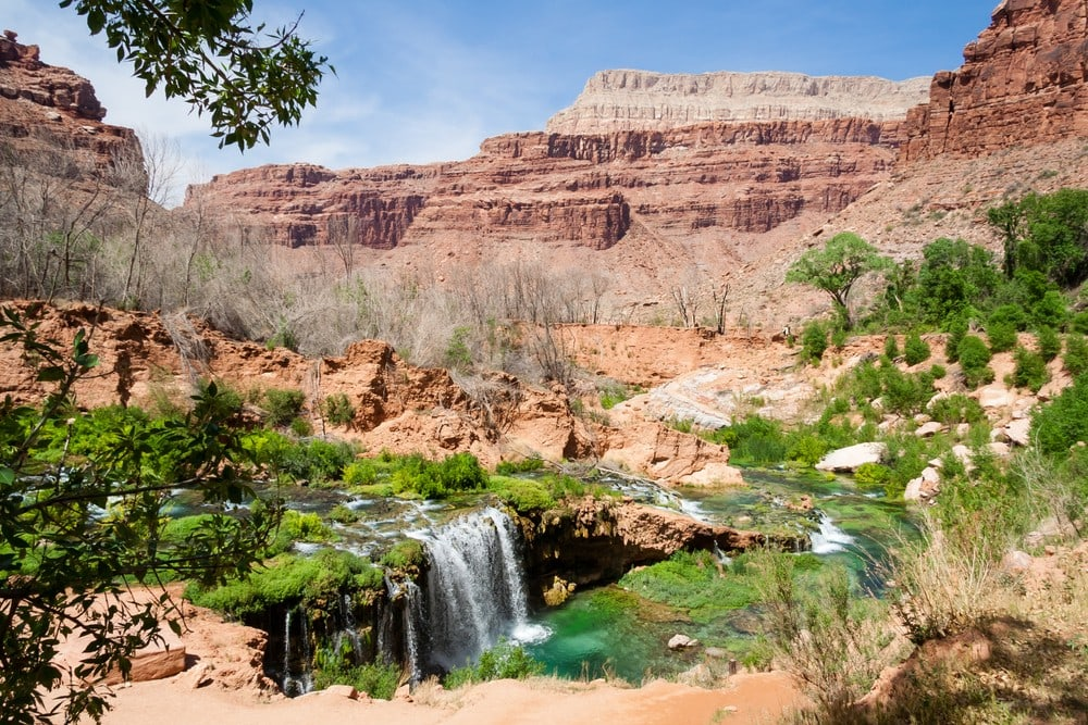10 Most Remote Cities in the World - Supai