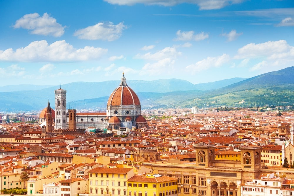 15 Italy Destinations You Must Visit - Forence