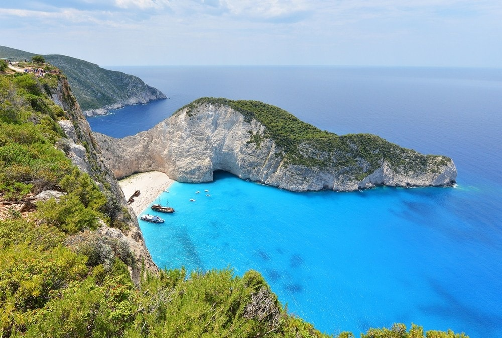 Top 16 Mediterranean Vacation Spots - Zakynthos