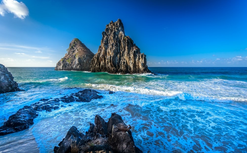 Places to visit in Brazil Fernando de Noronha