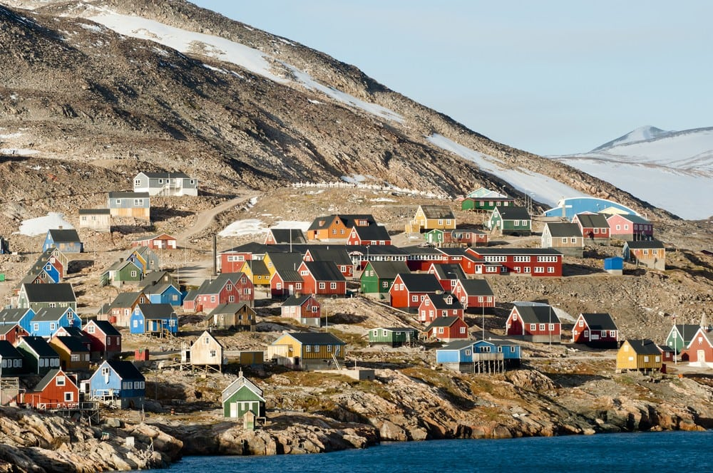 10 Most Remote Cities in the World - Ittoqqortoormiit