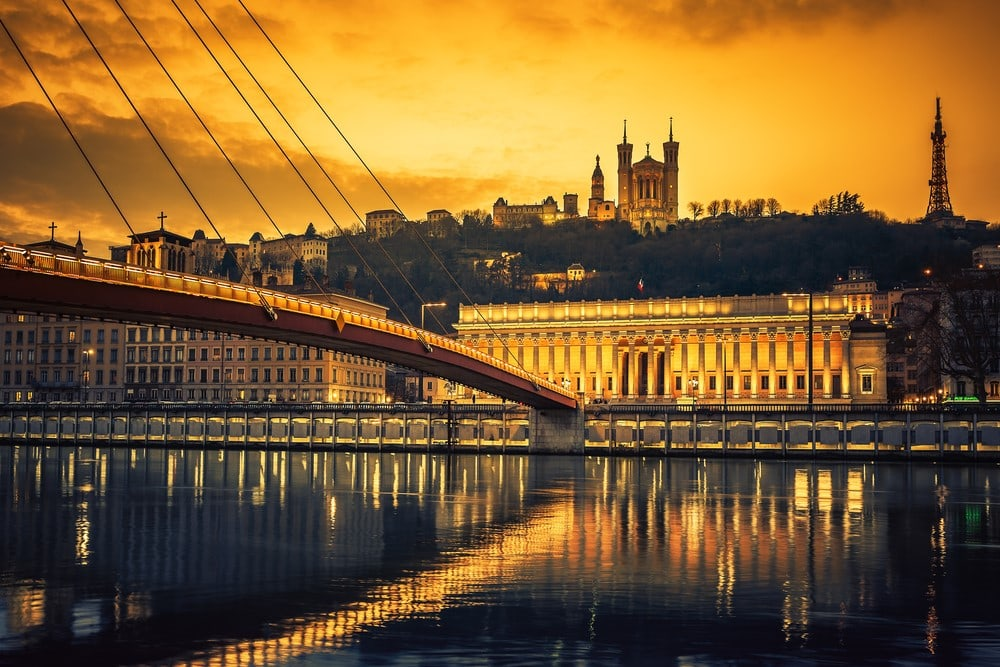 Cities for food lovers Lyon, France