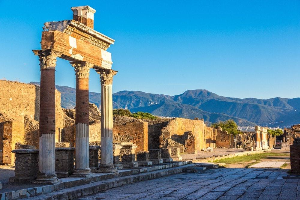 15 Italy Destinations You Must Visit - Pompeii