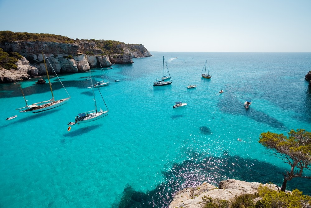 Top 16 Mediterranean Vacation Spots - Menorca