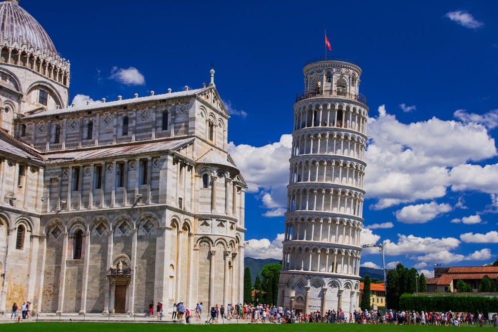 15 Italy Destinations You Must Visit - Pisa